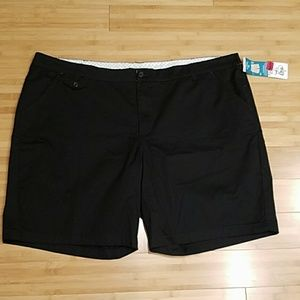 Riders by Lee Stretch Cotton Shorts